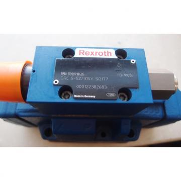 REXROTH 4WE 10 R3X/CG24N9K4 R900598583 Directional spool valves